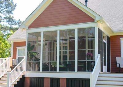 Screen Rooms, Porch Enclosure